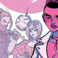 It's another Motor Crush trade from Image. This one is Volume 2 and collects issues 6-11 of the Motor Crush comic title.