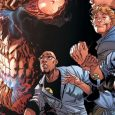 "New from DC comes the New Challengers, with issue one. Scott Snyder and Aaron Gillespie pen this ""part one"", and Andy Kubert handles pencils, Klaus Janson inks, with Brad Anderson […]"