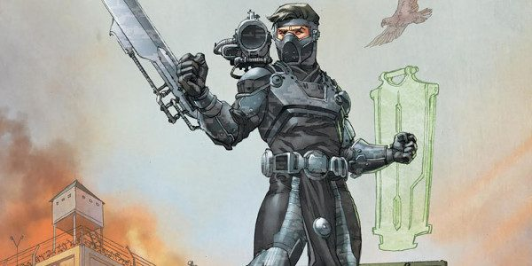 """Valiant is proud to present the NINJA-K #10-14 PRE-ORDER EDITION BUNDLE – available only as a pre-order set to fans who reserve the next thrilling jumping-on point, """"FALLOUT,"""" with their […]"""