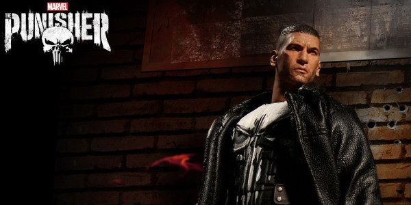 The One:12 Collective – Punisher The One:12 Collective Punisher includes two head portraits capturing Frank Castle's intimidating demeanor as portrayed by Jon Bernthal. Outfitted in a leather-like overcoat and armored […]