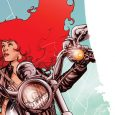 From Dynamite comes Volume 2 of Red Sonja: Worlds Away.