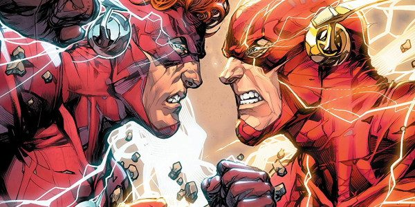 This is it, folks! Everything has been building up to this! Flash War has finally begun!!! Wally West continues to get seizures from his connection to the speed force. As […]