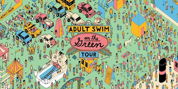 Ultimate Outdoor Experience Returns With More Stops, Freebies, New Games and Sneak Previews Adult Swim once again brightens up your summer with Adult Swim On The Green, the traveling road […]