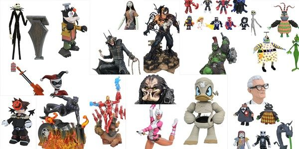 May is underway, and the newly revealed items from Diamond Select Toys are now up for pre-order! As seen in the May 2018 Previews catalog, a number of items are […]