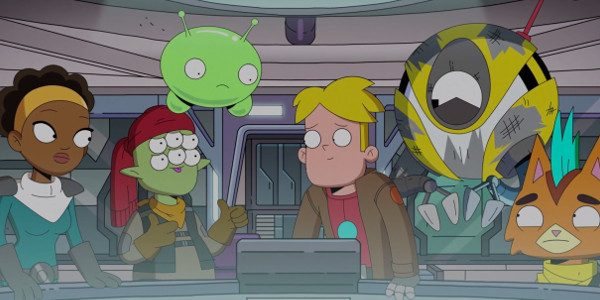 """Network's Youngest-Skewing Original Series Has Reached More Than 20 Million Viewers Watch: Olan Rogers' """"Alone in Space"""" Chookity Pok! TBS has renewed its original animated series Final Space for a […]"""