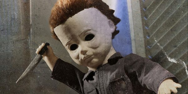 "You Can't Kill The Boogeyman! Straight out of the 1978 John Carpenter film 'Halloween', The Living Dead Dolls present Michael Myers. ""The Shape"", as he's referenced in the film, has […]"