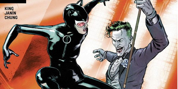 As Batman and Catwoman prepare for their upcoming wedding, things are getting out of hand! It's issue 49 of DC's Batman, and you better get to the church on time! […]