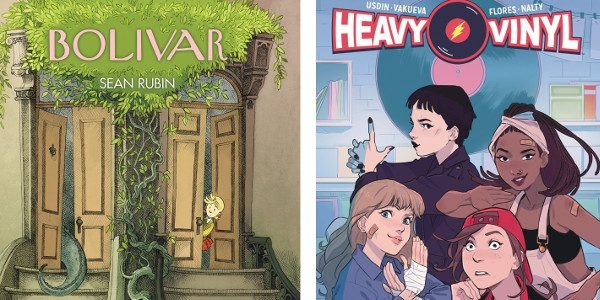 BOLIVAR and HEAVY VINYL Honored By Prestigious Awards Committee BOOM! Studios is proud to announce it has received two nominations in the 2018 Russ Manning Promising Newcomer Award (commonly referred […]