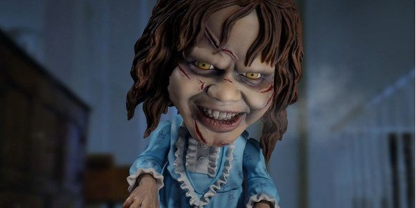 I cast you out! Unclean spirit! The latest addition to Mezco's Designer Series – Exorcist: a super-D take on Regan from the renowned film The Exorcist.  From her unkempt hair […]