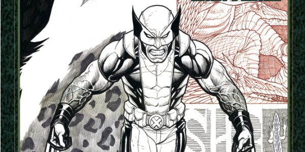 The new Savage Wolverine Artist's Edition from IDW has Frank Cho writing and drawing. The writing is witty and irreverent. The art is astonishing and beautiful. IDW and Marvel have […]