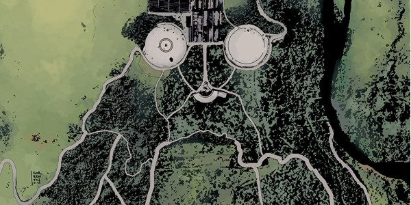 """Another gripping issue of Gideon Falls, from Image Comics. This time, we learn more about the Black Barn. In this episode, """"Twin Shadows"""", Writer Jeff Lemire and Artist Andrea Sorrentino […]"""