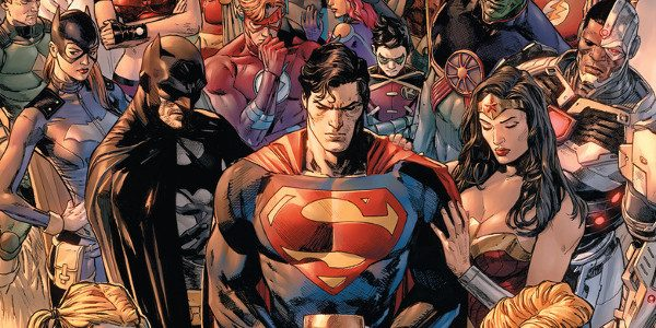 Seven-Issue September Miniseries Offers King's Unprecedented Vision of the DC Universe Introduces Sanctuary, A Crisis Center for DC Super Heroes That Combines Superman's Kryptonian Technology, Wonder Woman's Amazonian Mysticism and […]