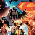 As the Justice League gather a plan to sort out the mystery that surrounds the Totality and it's possible ability to save the multiverse, other forces are at work.
