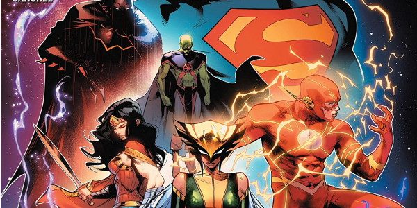 As the Justice League gather a plan to sort out the mystery that surrounds the Totality and it's possible ability to save the multiverse, other forces are at work. Lex […]