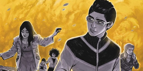 Discover The Journey to Survive in a New Limited Series From BOOM! Studios in September 2018 BOOM! Studios is proud to announceLOW ROAD WEST #1, beginning a new five issue […]