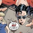 I really like Plastic Man, haven't read a lot of stuff he is in but I've really enjoyed the stuff I have read.