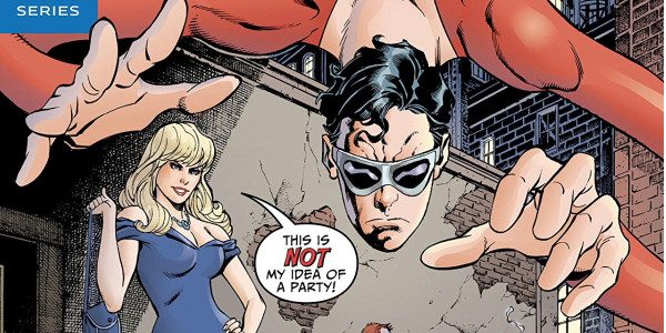 I really like Plastic Man, haven't read a lot of stuff he is in but I've really enjoyed the stuff I have read. Plastic man is back to seek revenge […]