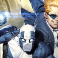 Quantum and Woody issue 7, from Valiant, continues the story of the two adopted brothers, Eric (Quantum) and Woody Henderson.