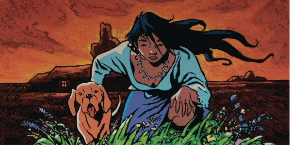 It's not often you get to read a truly touching comic epic; The Silence of Malka, From IDW, is one of them. Winner of the Best Foreign Graphic Album at […]