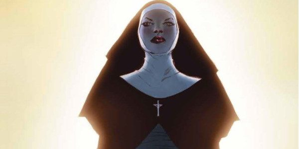 Sisters of Sorrow, a soft cover trade collection of issues 1-4 of BOOM's comic title, packs a powerful punch. This title, written by Kurt Sutter and Courtney Alameda, and illustrated […]