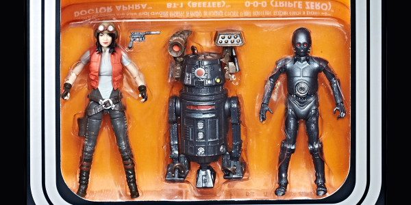 Hasbro has releasedassets for the first Hasbro Star Wars SDCC Exclusive revealed this morning! The Vintage Collection Doctor Aphra Comic Set, the winner of last year's fan choice poll for […]