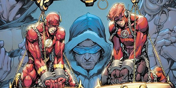 The second arc of Flash War continues in Flash issue 48! Apprehended and taken to the future, Wally West has been separated from the rest of the Flash family and […]
