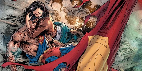 Superman is being comforted on the cover of the fifth issue of this new DC weekly title: The Man of Steel. His cape is torn asunder, and we wonder what […]