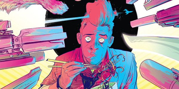 I forecast a massive warming trend for Weatherman #1, from Image Comics. This book hits all the right elements for comic reader enjoyment! With its fresh blend of gusty enthusiasm, […]