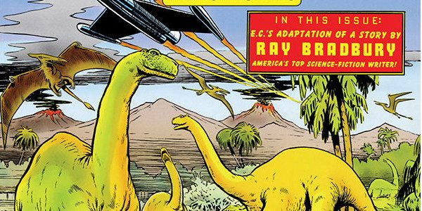 Dark Horse brings us Volume 3 of the EC Archives, Weird Fantasy. This volume collects another run of superb EC Comics science fiction stories from the 1950's. Volume 3, reprinting […]