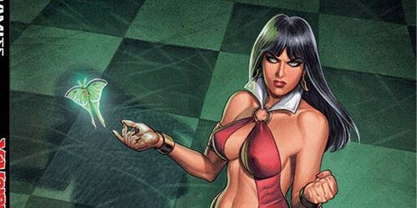 Dynamite Entertainment Offers Fan Pre-Orders for new Vampirella #1 Box Set! Today, Dynamite Entertainment announces the launch of their latestKickstartercampaign, benefiting fans of Kristina Deak-Linsner and Joseph Michael Linsner's and […]