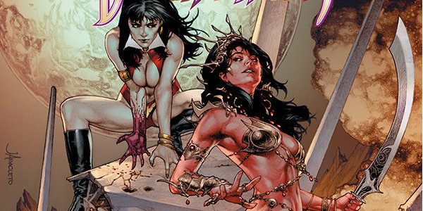 Author Erik Burnham and Artist Ediano Silva Deliver Iconic Crossover Event Dynamite Entertainment is set to deliver the latest in epic crossover events with Vampirella/Dejah Thoris! The pulp tale that was […]