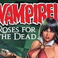 Just in time for Vampirella's 50th anniversary, writer Kristina Deak-Linsner and artist Joseph Michael Linsner team up to create issue 1 of Vampirella: Roses For The Dead, for Dynamite.