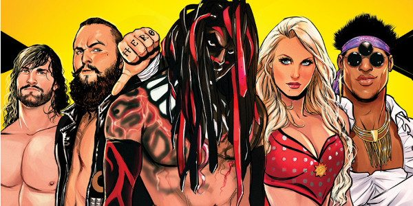 Discover The Secrets Behind The Brand In A New Weekly Series BOOM! Studios and WWE today announcedWWE: NXT TAKEOVER, a weekly event series on-sale in September 2018. NXT has become […]