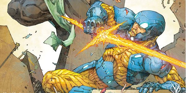 "Valiant is proud to present the X-O MANOWAR (2017) #19-22 PRE-ORDER EDITION BUNDLE – available only as a pre-order set to fans who reserve the next captivating jumping-on point, ""AGENT,"" […]"