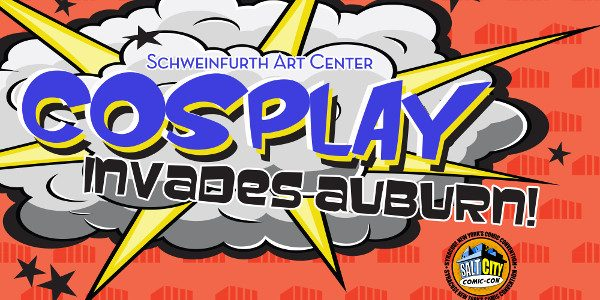 Hundreds are expected to attend the preview event for the July Salt City Comic-Con Schweinfurth Art Center will host its second annual family-friendly Cosplay Invades Auburn event 4 to 7 […]