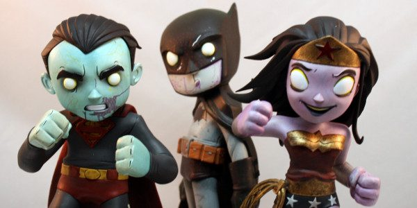 DC Collectibles kicks of their Artist Alley series with their first wave of figures by artist Chris Uminga If you've been to a comic convention you know how it is. […]