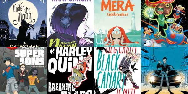First Wave of Middle Grade and Young Adult Graphic Novels to be illustrated by Acclaimed Artists Ile Gonzalez, Cara McGee, Stephen Byrne, Gabriel Picolo, Isaac Goodhart, Marcelo Di Chiara and […]