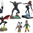 The Black Panther is one of the biggest movies not only of the year, but of all time, and Diamond Select Toys is rolling out its latest products based on […]
