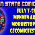 Tickets to NJ's Coolest Comic Con, the Garden State Comic Fest (GSCF): Morristown Edition, are now available online at www.GardenStateComicFest.com. The event will take place on Saturday & Sunday, July 7th & […]