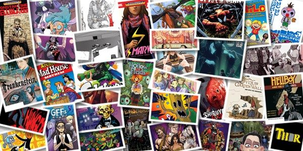 34 Comics Announced: 22 Full Size and 12 Mini Comics This year, Halloween ComicFest (HCF) features a whole new selection of 34 comic book titles for the industry's most anticipated […]