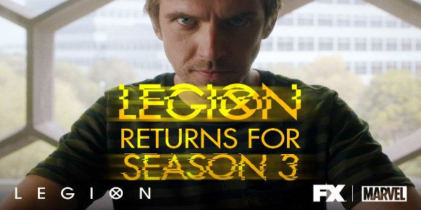 Acclaimed Series from Award-Winning Creator Noah Hawley Will Return to FX in 2019 Two Episodes Remain in Legion Season 2 Airing Tuesdays at 10 PM E/P FX has ordered a […]