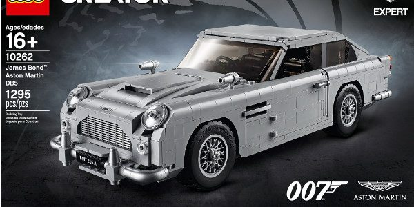 For a few weeks, LEGO social media channels have been teasing a top secret collaboration between the LEGO Group, Aston Martin and James Bond™ – and we're finally ready to […]