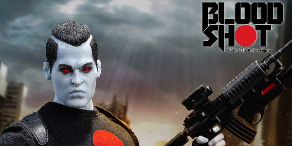 The figure debuts at the end of this summer Valiant Entertainment and Phicen are excited to announce that pre-orders are now open for the BLOODSHOT 1/6 SCALE ACTION FIGURE, based […]