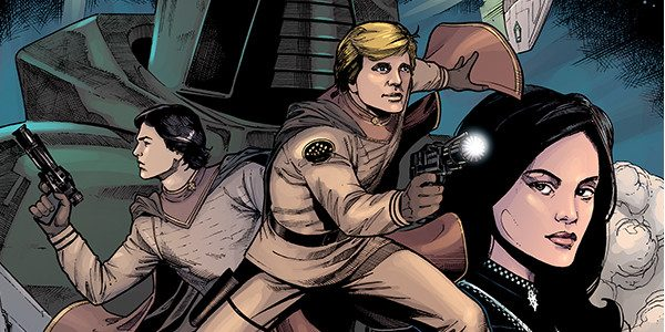 Dynamite to Publish $.35 Zero Issue This October Dynamite Entertainment today announcesNew York Times bestselling author and comics writer John Jackson Miller (Star Wars, Star Trek, Halo) and artist Daniel […]