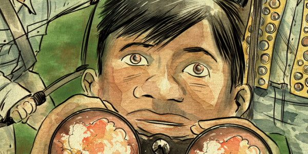 BOOM! Studios today revealed a first look at BLACK BADGE #1, beginning a new monthly series reuniting Matt Kindt and Tyler Jenkins, the Eisner Award-nominated dream team behind Grass Kings, in August […]