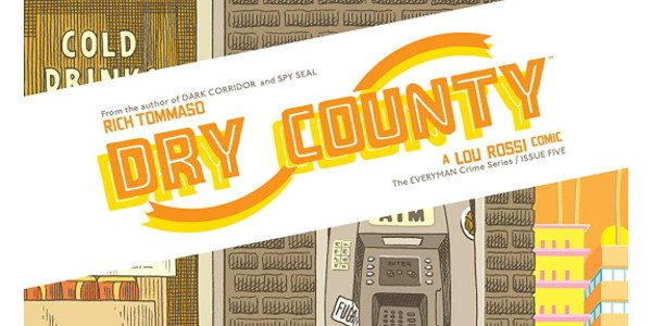 With issue #5 of Dry County, this Image Comic miniseries gasps to a halt. As writer and artist Rich Tommaso's newest title, Dry County, with Lou Rossi as its main […]