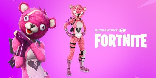 McFARLANE TOYS AND EPIC GAMES PARTNER TO LAUNCH FORTNITE™ PREMIUM COLLECTIBLE FIGURES AND MORE McFarlane Toys today announced a new partnership with Epic Games to create a range of Fortnite™ […]