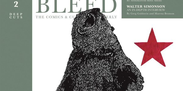 Woodworks, a new imprint from IDW, says their books are intended for smart people! Let's see how Full Bleed, Volume 2: Deep Cuts, fares! From the grizzly bear roaring at […]