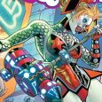 Harley is still a member of the Female Furies but does she really fit in?