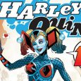 Harley can't even catch a break on her vacation, shes kidnapped while trying to catch some rays.